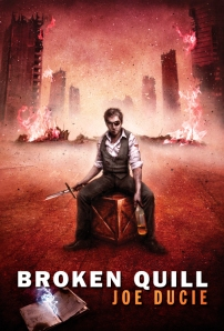 Broken Quill - Titled