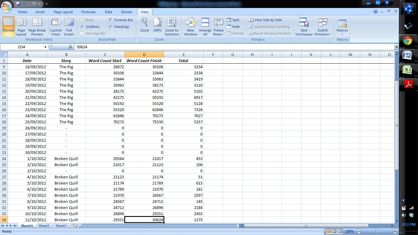 How to write a log file in stata